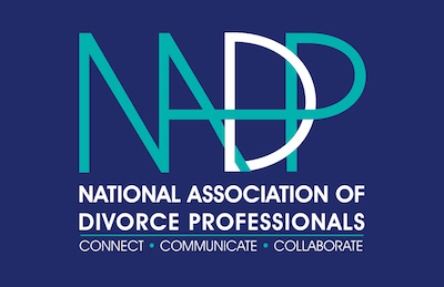 NADP - National Association of Divorce Professionals logo